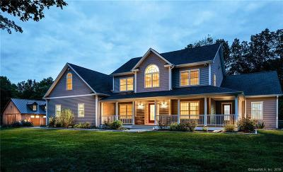 Roxbury Single Family Home For Sale: 58 Southbury Road