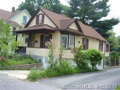 Torrington Single Family Home For Sale: 110 Pythian Avenue