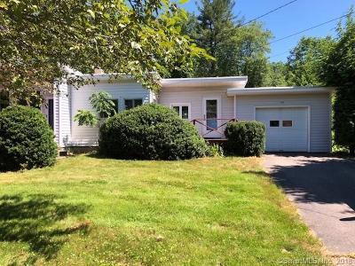 Torrington Single Family Home For Sale: 169 Dibble Street