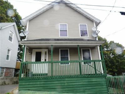 Norwich Multi Family Home For Sale: 63-65 10th Street