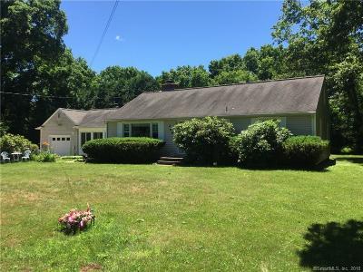 Preston Single Family Home For Sale: 268 Route 2