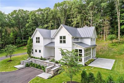 Weston Single Family Home For Sale: 326 Georgetown Road