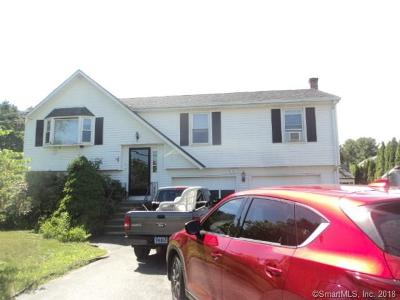 Tolland County, Windham County Single Family Home For Sale: 17 Porter Plain Road