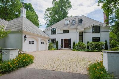 West Hartford Single Family Home For Sale: 47 Hickory Lane