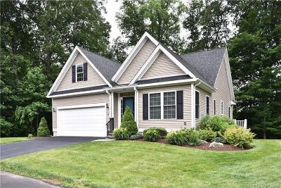 Branford Single Family Home For Sale: 14 Riverwalk