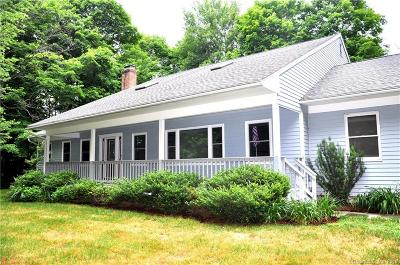 Woodbury Single Family Home For Sale: 685 Middle Road Turnpike