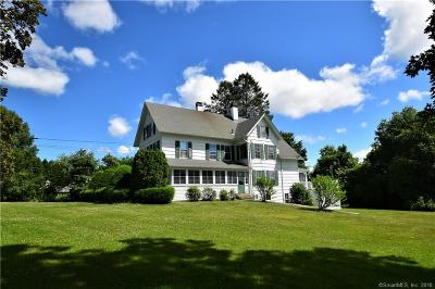 Windham County Single Family Home For Sale: 479 Route 169