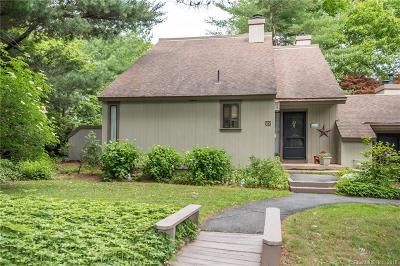Avon Condo/Townhouse For Sale: 22 Conifer Lane #22