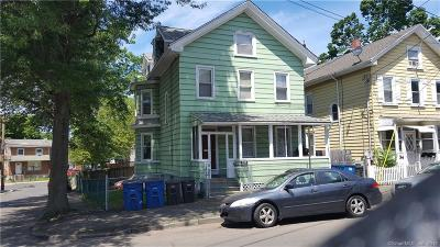 New Haven Multi Family Home For Sale: 30 Houston Street