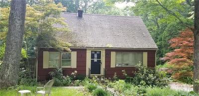 Harwinton Single Family Home For Sale: 45 Pineridge Road