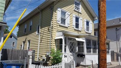New Haven Multi Family Home For Sale: 34 Houston Street