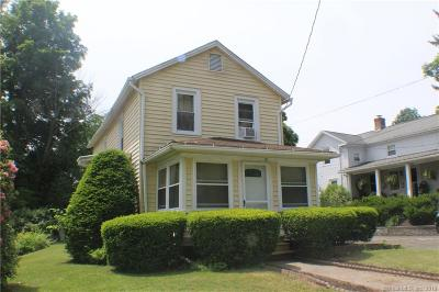Cheshire Single Family Home For Sale: 131 Wallingford Road