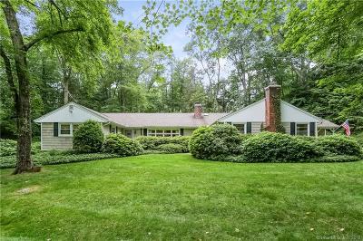 Westport Single Family Home For Sale: 6 Placid Lake Lane
