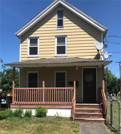 West Haven Multi Family Home For Sale: 183 Peck Avenue