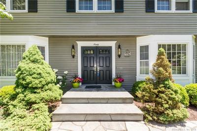 Fairfield Single Family Home For Sale: 90 Brighton View Road
