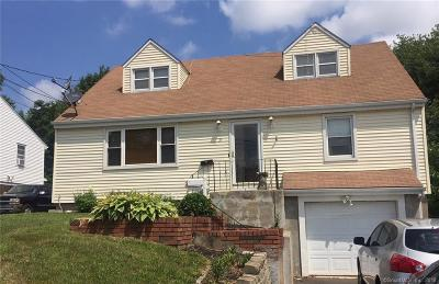New Britain Single Family Home For Sale: 16 Landers Avenue