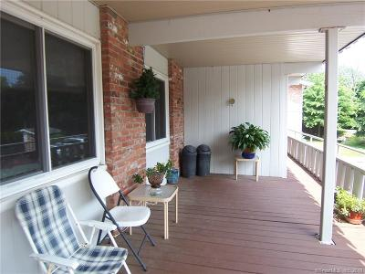 Fairfield Condo/Townhouse For Sale: 34 Mill Hill Road #34