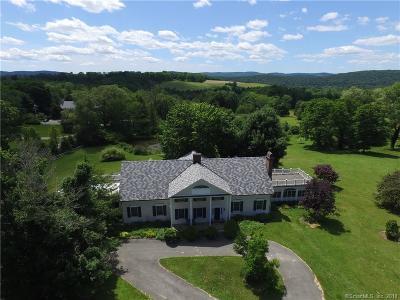 Sharon Single Family Home For Sale: 33 South Main Street