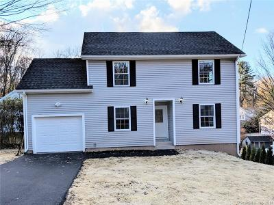 Simsbury Single Family Home For Sale: 23 Mountain Road