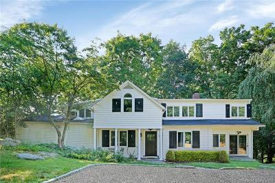 Westport Single Family Home For Sale: 185 Compo Road South
