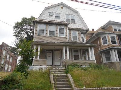 Bridgeport Multi Family Home For Sale: 179 Orland Street