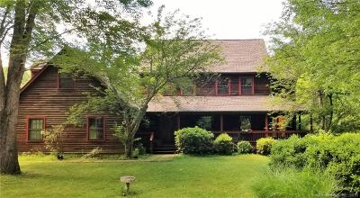 Newtown Single Family Home For Sale: 14 Pond Brook Road