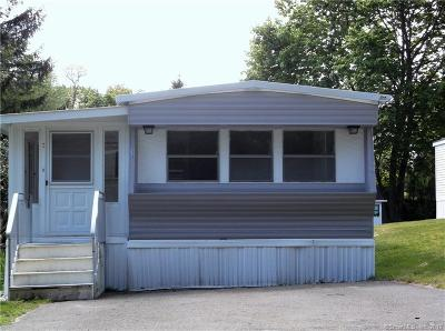 Groton Single Family Home For Sale: 3 A Street
