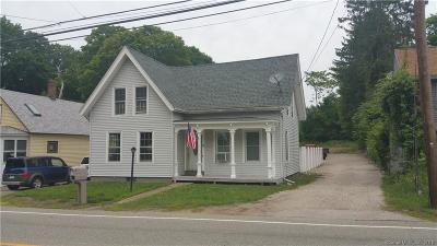 Preston Single Family Home For Sale: 116 Route 2a