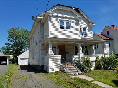 Hartford Multi Family Home For Sale: 346 West Preston Street