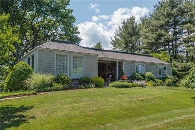 Woodbury Single Family Home For Sale: 96 Hurds Hill Road