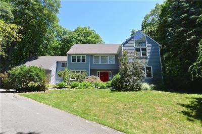 Redding Single Family Home For Sale: 358 Black Rock Turnpike