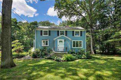 Wilton Single Family Home For Sale: 39 Clover Drive