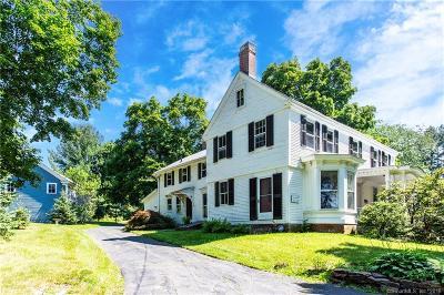 Farmington Single Family Home For Sale: 107 Main Street