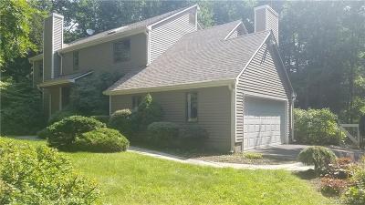 Simsbury Single Family Home For Sale: 7 Timber Ridge Drive