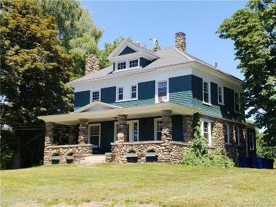 Waterbury Single Family Home For Sale: 131 Montoe Road