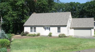 Groton Single Family Home For Sale: 285 Neptune Drive
