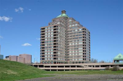 East Hartford Condo/Townhouse For Sale: 235 East River Drive #1201