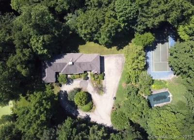 Ridgefield Single Family Home For Sale: 79 Golf Lane