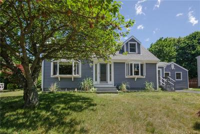 East Haven Single Family Home For Sale: 20 David Drive