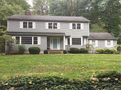 Ridgefield Single Family Home For Sale: 3 Revere Drive