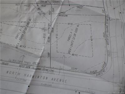 Plymouth Residential Lots & Land For Sale: Lot#a1 N Harwinton Avenue