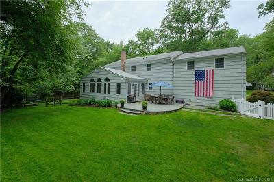 Stamford Single Family Home For Sale: 70 Rocky Rapids Road