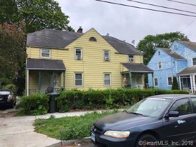 New London Multi Family Home For Sale: 189 Lincoln Avenue