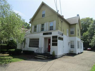 Milford Multi Family Home For Sale: 9 Lafayette Street