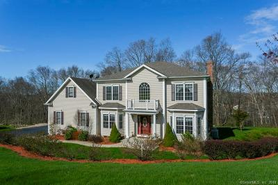 Waterford Single Family Home For Sale: 12 2 Mile Hill Road