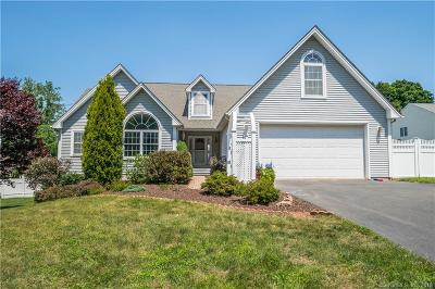 Newington Single Family Home For Sale: 640 New Britain Avenue