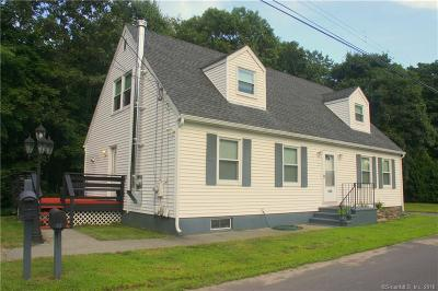 Ledyard Single Family Home For Sale: 13 Bluff Road