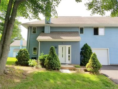 Suffield Condo/Townhouse For Sale: 216 East Bass Lane #216