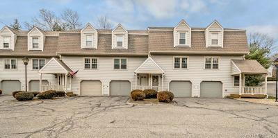 Torrington Condo/Townhouse For Sale: 1229 Winsted Road #7