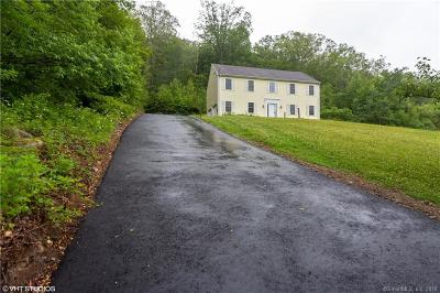 Plymouth Single Family Home For Sale: 179 Greystone Road